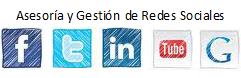 asesoría y gestión de las redes sociales